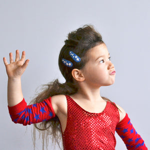 constellation clips // hello shiso hair accessories for girls