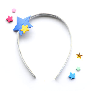 double star headband // hello shiso hair accessories for girls