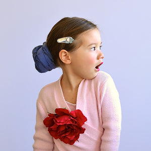 elephant clips // hello shiso hair accessories for girls