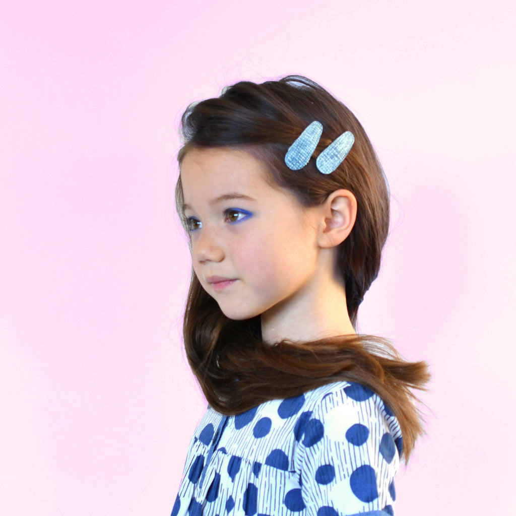 ocean clips // hello shiso hair accessories for girls