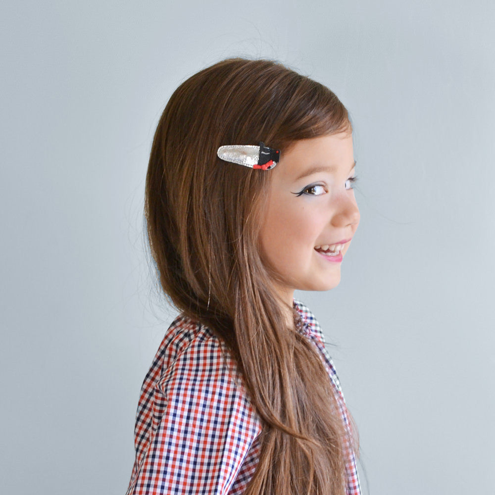 scottie clips // hello shiso hair accessories for girls