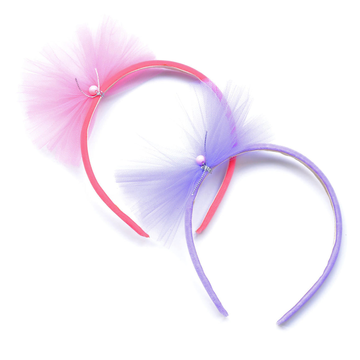 tutu headband // hello shiso hair accessories for girls