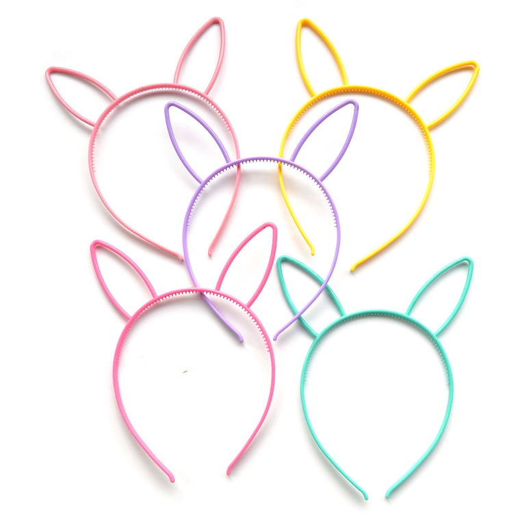 bunny headband // hello shiso accessories for girls