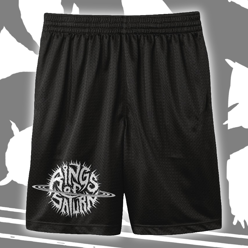 Logo Shorts (With Pockets) Version 2