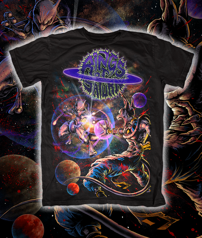 Legendary Warriors Shirt