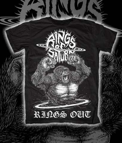 RINGS OUT Shirt