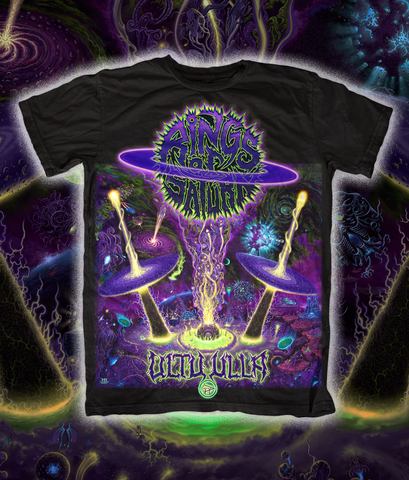 Ultu Ulla Album Cover (Center Panel) Shirt
