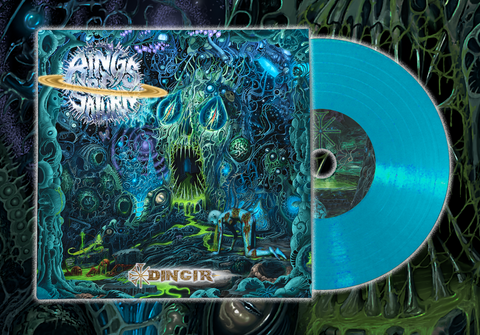 Dingir Cosmic-Blue Vinyl