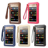 Xiaomi Mi Max MAX2 MIX MIX2 bag Premium universal Wallet touch Phone bags For Xiaomi Mi Max Max 2 MiX Mix 2 Leather case cover