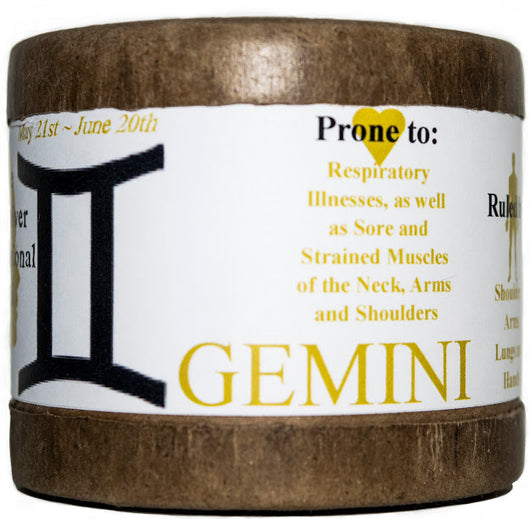 Tea For Gemini (Herbal Remedies for the Zodiac Signs)