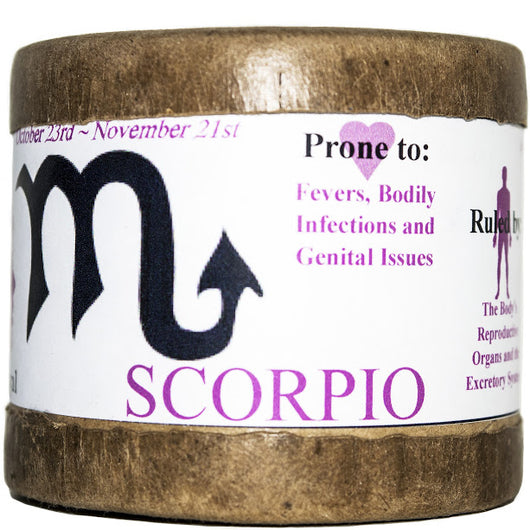Tea For  Scorpio (Herbal Remedies for the Zodiac Signs)