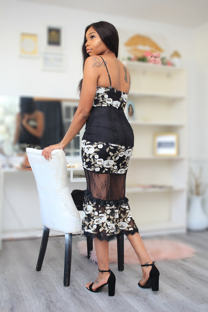 Load image into Gallery viewer, Single Ladies | Cocktail Dress