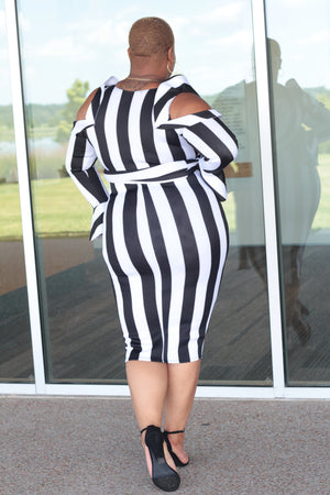 Beetlejuice Bodycon