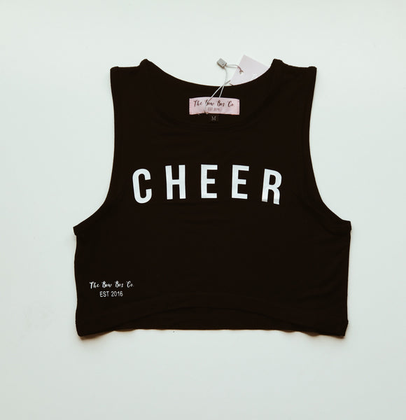 Youth LARGE Crop tank