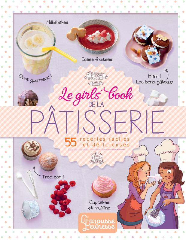 Le girls' book de la cuisine