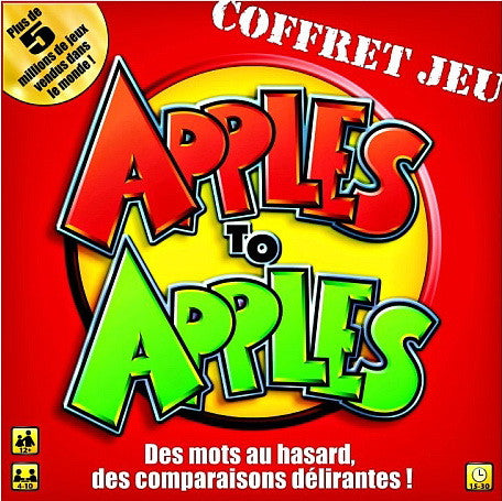 Apples to Apples (en français)