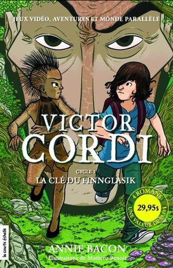 Victor Cordi - Coffret cycle 1