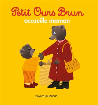Petit Ours Brun - accueille sa maman