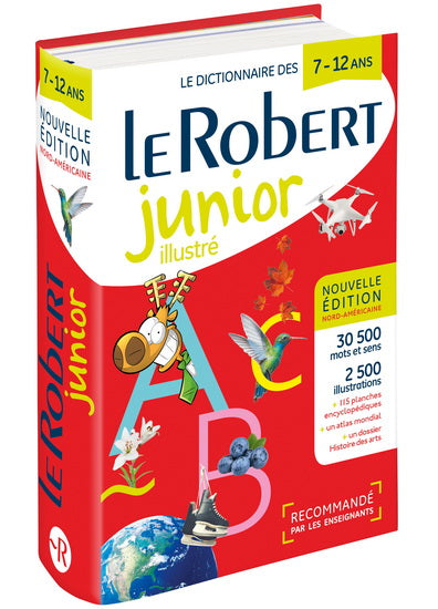 Le Robert junior illustré Édition nord-américaine