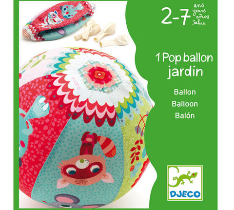 Pop ballon - Jardin