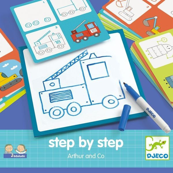 Eduludo - Step by step Arthur & co