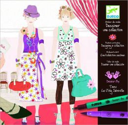 Atelier de mode - Dessiner une collection