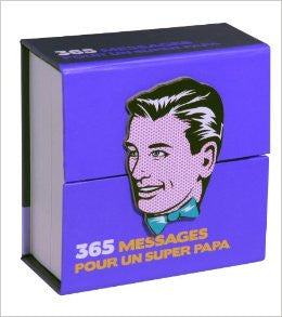 365 messages pour un super Papa