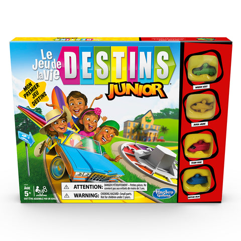 Destins junior