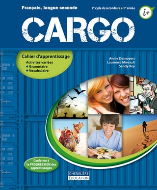 Cargo - 1e cycle secondaire 1e année - Français langue seconde