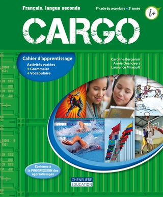 Cargo - 1e cycle secondaire 2e année - Français langue seconde