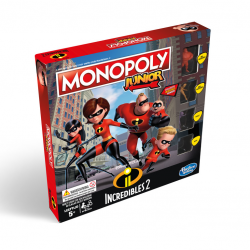 Monopoly junior - Incredibles 2