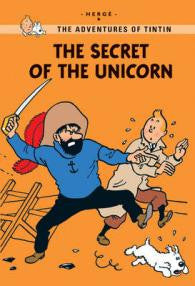 The adventures of Tintin young reader: The secret of the unicorn