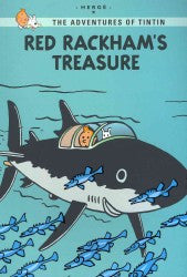 The adventures of Tintin young reader: Red rackham's treasure