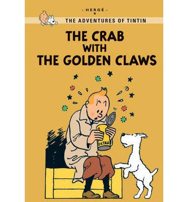 The adventures of Tintin young reader: The crab with the golden claws