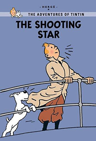 The adventures of Tintin young reader: The shooting star