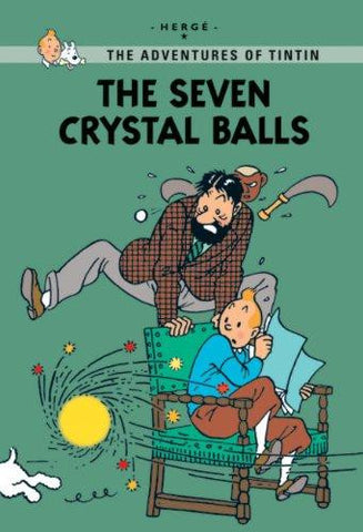 The adventures of Tintin young reader: The seven crystal balls