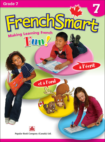 FrenchSmart - Making Learning French Fun - Grade 7