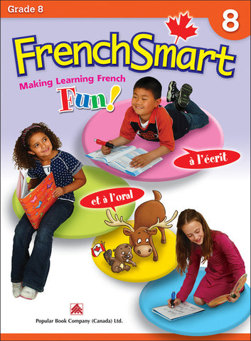 FrenchSmart - Making Learning French Fun - Grade 8