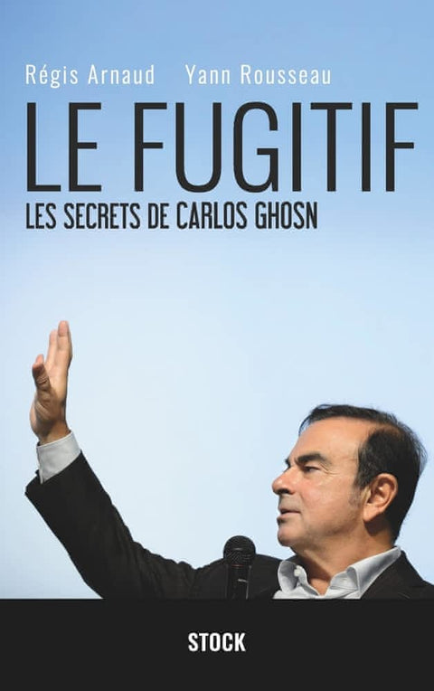 Le fugitif - Les secrets de Carlos Ghosn