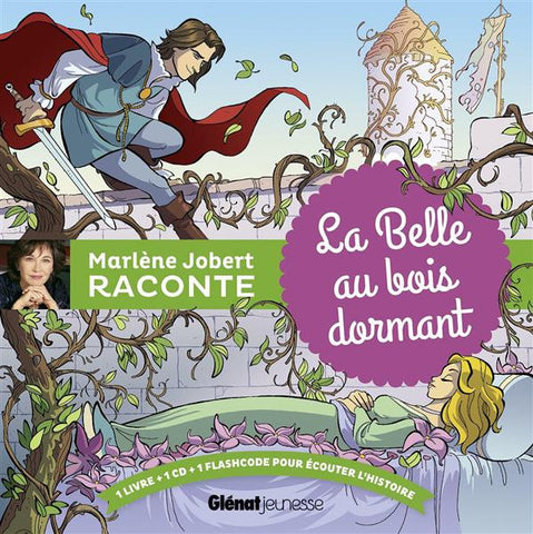 Belle au bois dormant + CD