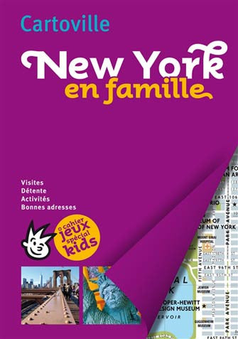Cartoville - New York en famille