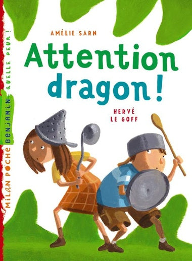 Attention dragon!