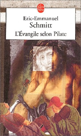 L'Évangile selon Pilate - Journal d'un roman volé