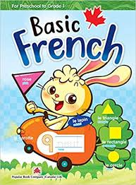 FrenchSmart - Basic French - For Preschool to Grade 1
