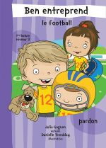 Ben entreprend - le football