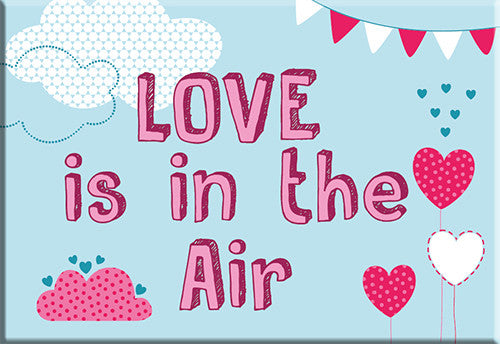 Aimant - Love is in the air