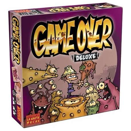Game over deluxe - Le jeu