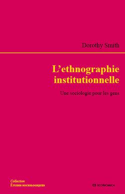 L'éthnographie institutionnelle