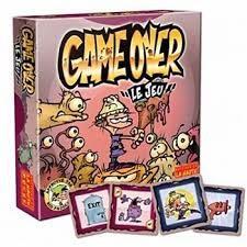 Game over - Le jeu