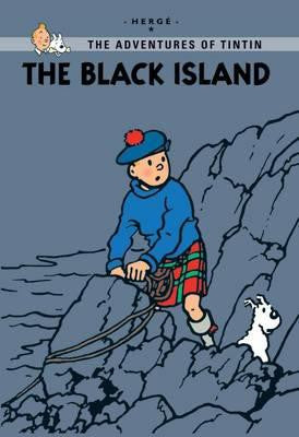 The adventures of Tintin young reader: The black island